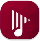Aslan muziekschool app icon