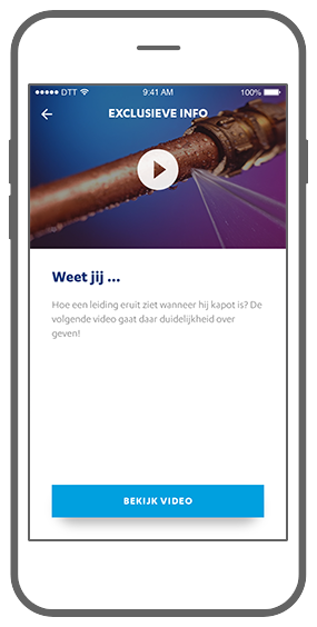 Function Exclusieve info: video - Janssen Biologics e-learning app