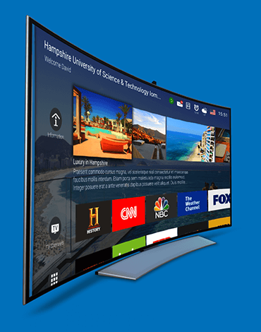Philips Android TV launcher app - DTT apps