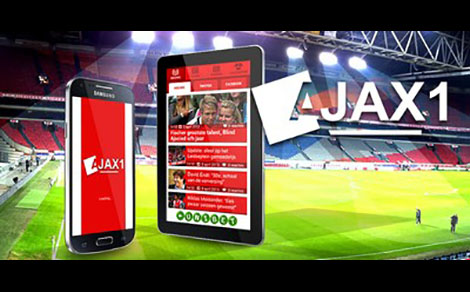 Updated Ajax1 app on iPad and Android Tablet - DTT blog