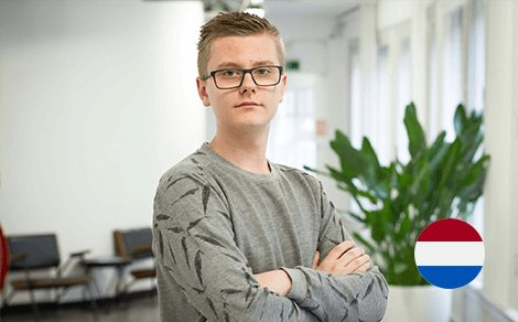 Niels Stengewis | Android app development intern