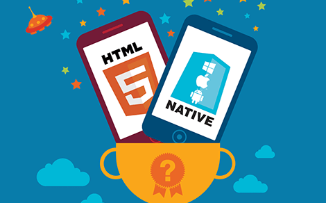 Native app or web application?