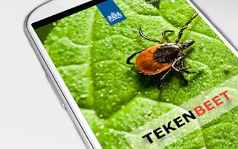RIVM Tick bite app on Android - DTT blog