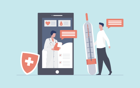 Healthcare apps - 17 examples
