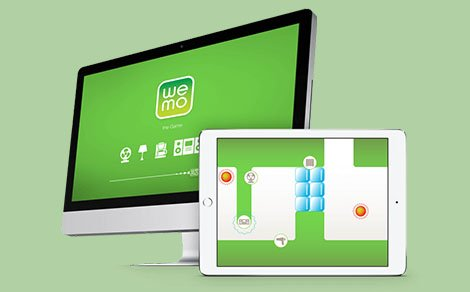 Specially for the Tour de France 2014: The BELKIN WEMO game