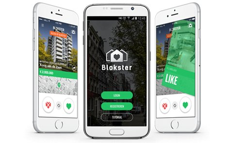 Blokster: Swipe right for your dream house - DTT blog