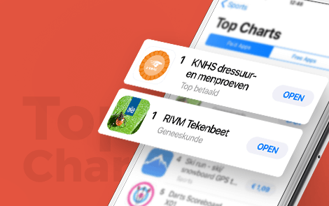 DTT: Apps met hoge rankings - DTT blog