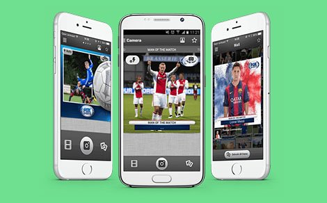 New delivery: The FOX SPORTS CAMERA app