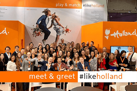 Holland Play & Match at the IBTM World conference - DTT blog