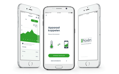 Big data is of big value with the iProven Health app
