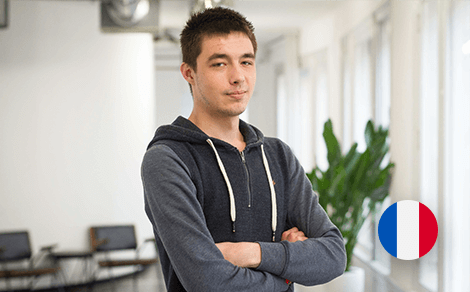 Leroy Zut | Web Development internship
