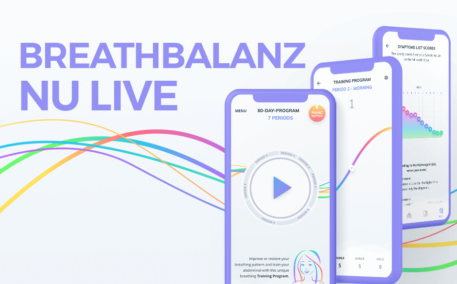 Now live: BreathBalanz - DTT blog