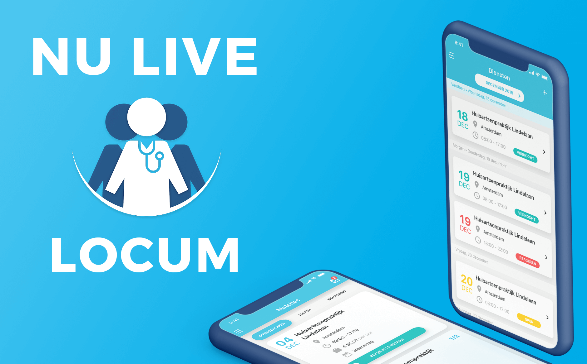 Now live: the Locum app  - DTT blog