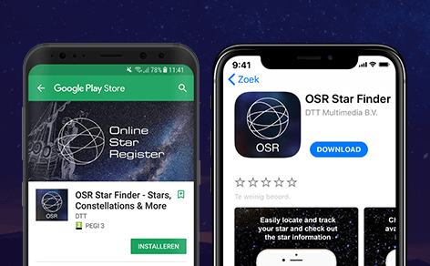Live now: OSR Star Finder 2.0 Unity app