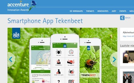 Tekenbeet app genomineerd Accenture Innovation Awards - DTT blog