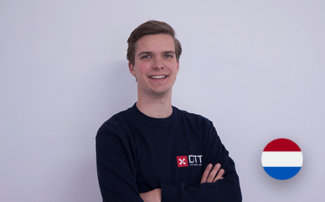 Rogier Krijnen | Information management intern - Stagiaires over DTT