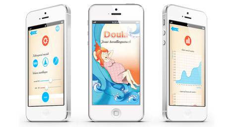 Popular in the press: Doula labor coach app - DTT blog