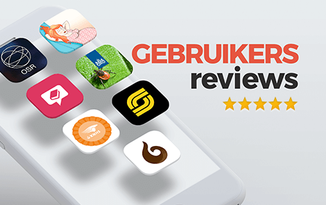 DTT: Apps met goede reviews - DTT blog