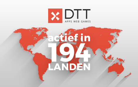 DTT: All over the world - DTT blog