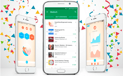 Doula: top 10 medical in Google Play Store - DTT blog