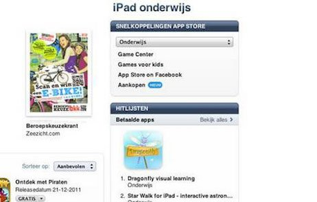 Sterrenregen boost downloads van de OSR app