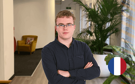 Niels Hecquard | Back end PHP Development internship