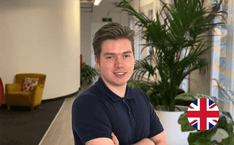 Samuel Freeman | Android Development internship
