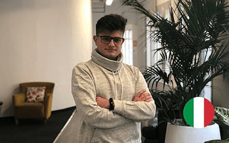 Valentin Simon | Android app developer intern