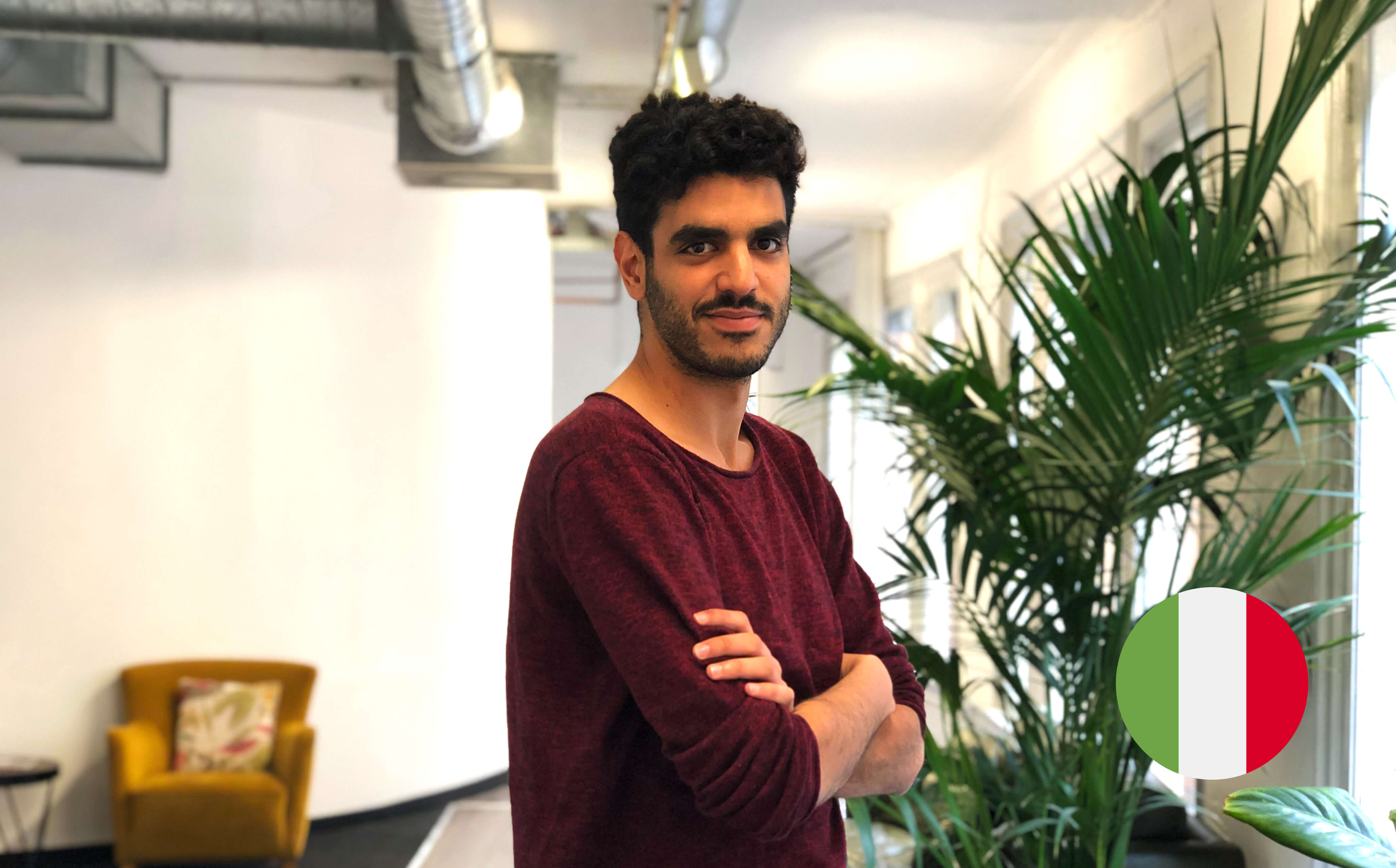 Suhaib Al Saghir   iOS Developer Internship - Stagiaires over DTT