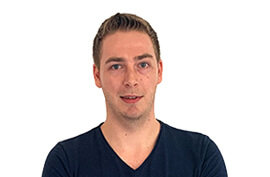 Martin Kamsteeg - DTT team