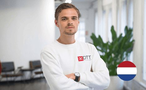 Daan Heikens I PHP Development internship - Stagiaires over DTT