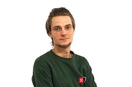 Frank van Hoof - DTT team