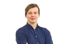 Jeroen Smienk - DTT team