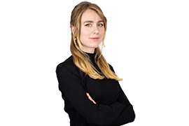 Anastasia Salgina - DTT team