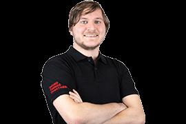 Arne van der Lei - DTT team