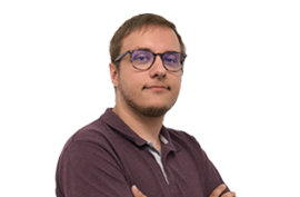 Cédric Meyer - DTT team