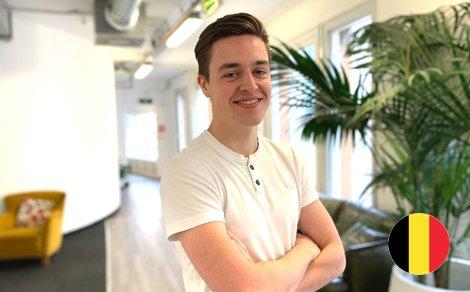 Joost Flink   Web Development Internship
