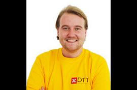 Joost Gunterman - DTT team