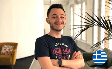 Nikolaos Pertsilis | Front-End Web Development Internship