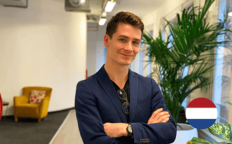 Wouter Kronenberg | Strategy and New Business Internship