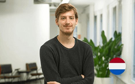 Paul van Luling | UX design intern