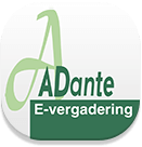 Adante E-meeting app icon