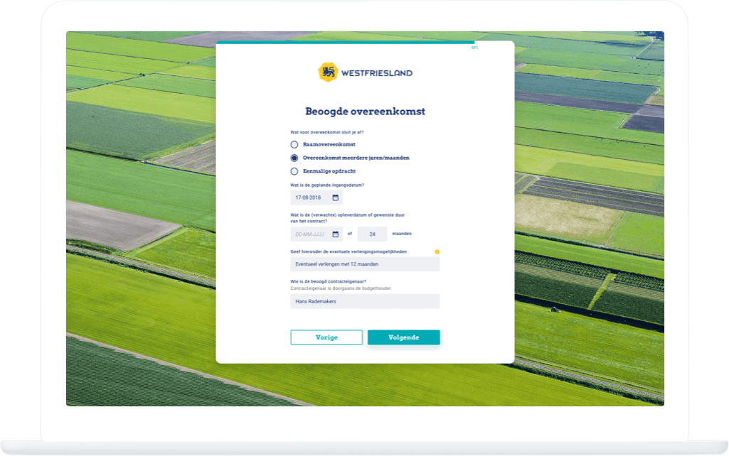 Function Intended agreement - Municipality of Medemblik