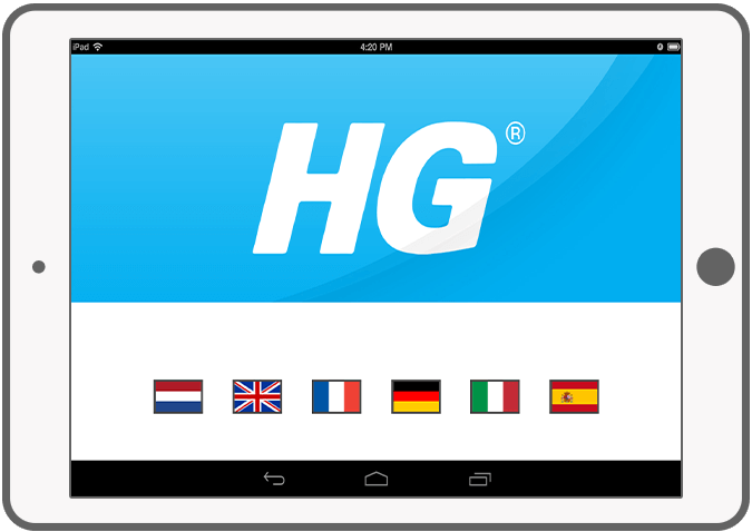 Function Multi-language - HG Order App