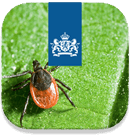 RIVM Tick bite awareness app