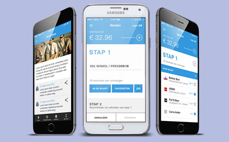 Redesigned Daalder payment app, available now! - DTT blog