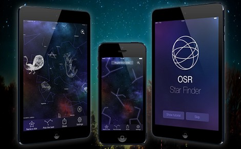 The OSR app is received very good in iTunes worldwide  - DTT blog