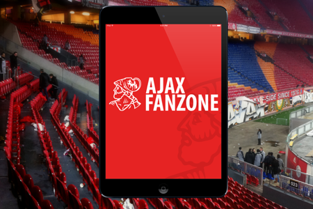New design for Ajax Fanzone (iOS)  - DTT blog