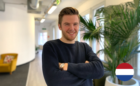 Mathijs Uijtenbogaart | Design Internship - DTT Tom van Marwijk | Online Marketing intern