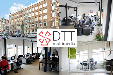 DTT has moved to the Spuistraat in Amsterdam - DTT blog